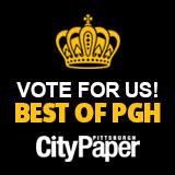 City Paper Vote Now icon